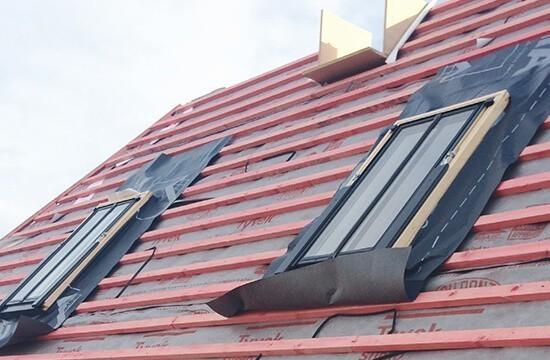 Dake Vintage for manor drive roof window