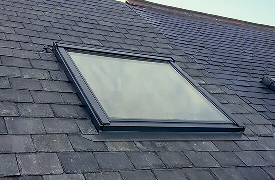 Housebuilders makes the smarter choice DAKEA roof window