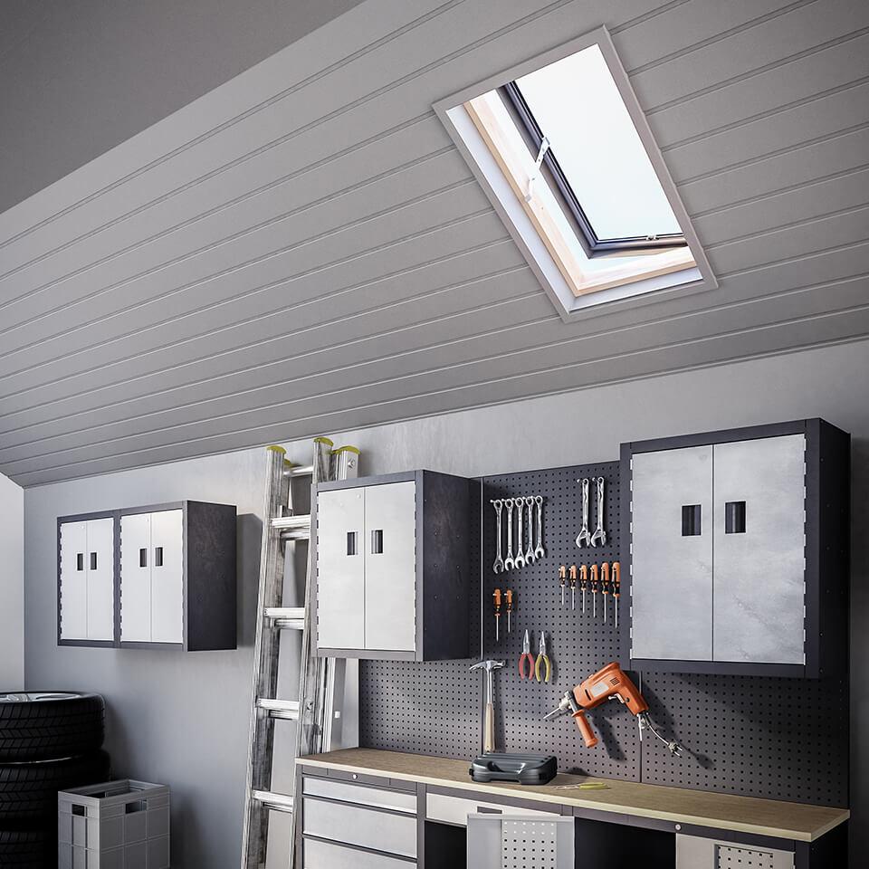Control skylight'